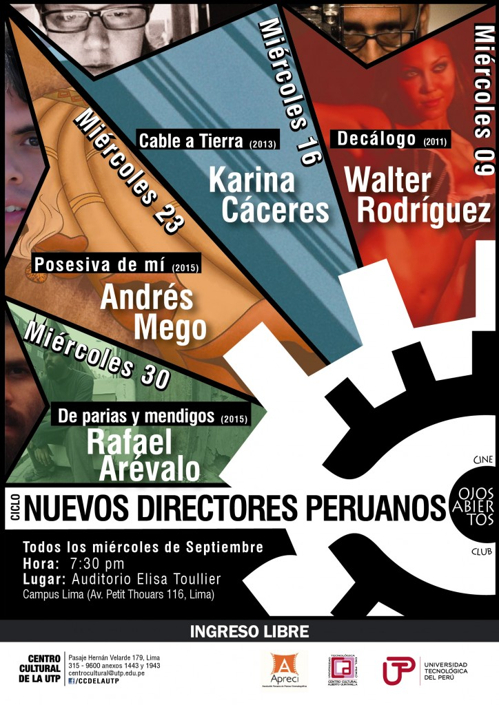 Nuevos Directores Peruanos