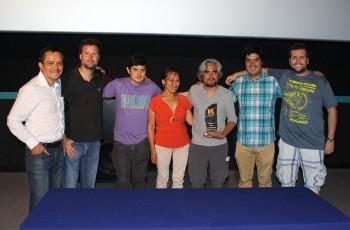 foto premiacion