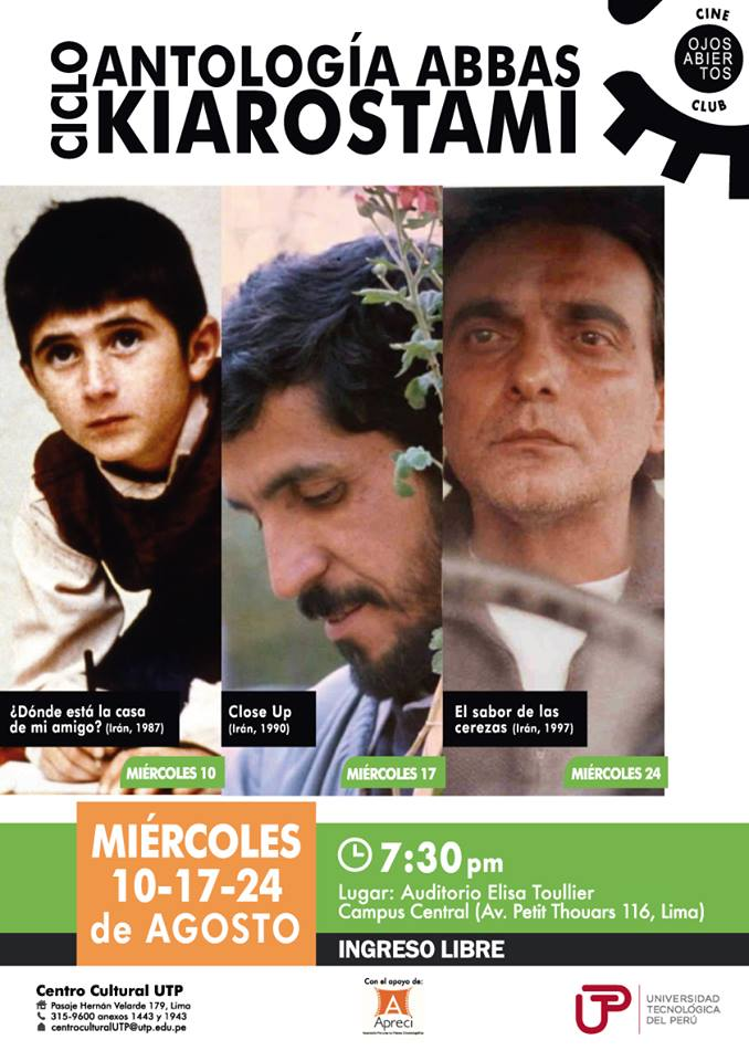 Ciclo Abbas KIarostami